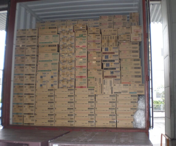 因應客戶需要而開始進口的海外商品